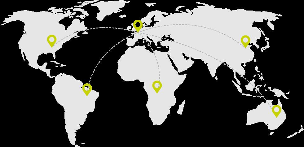 carte du monde prodifa